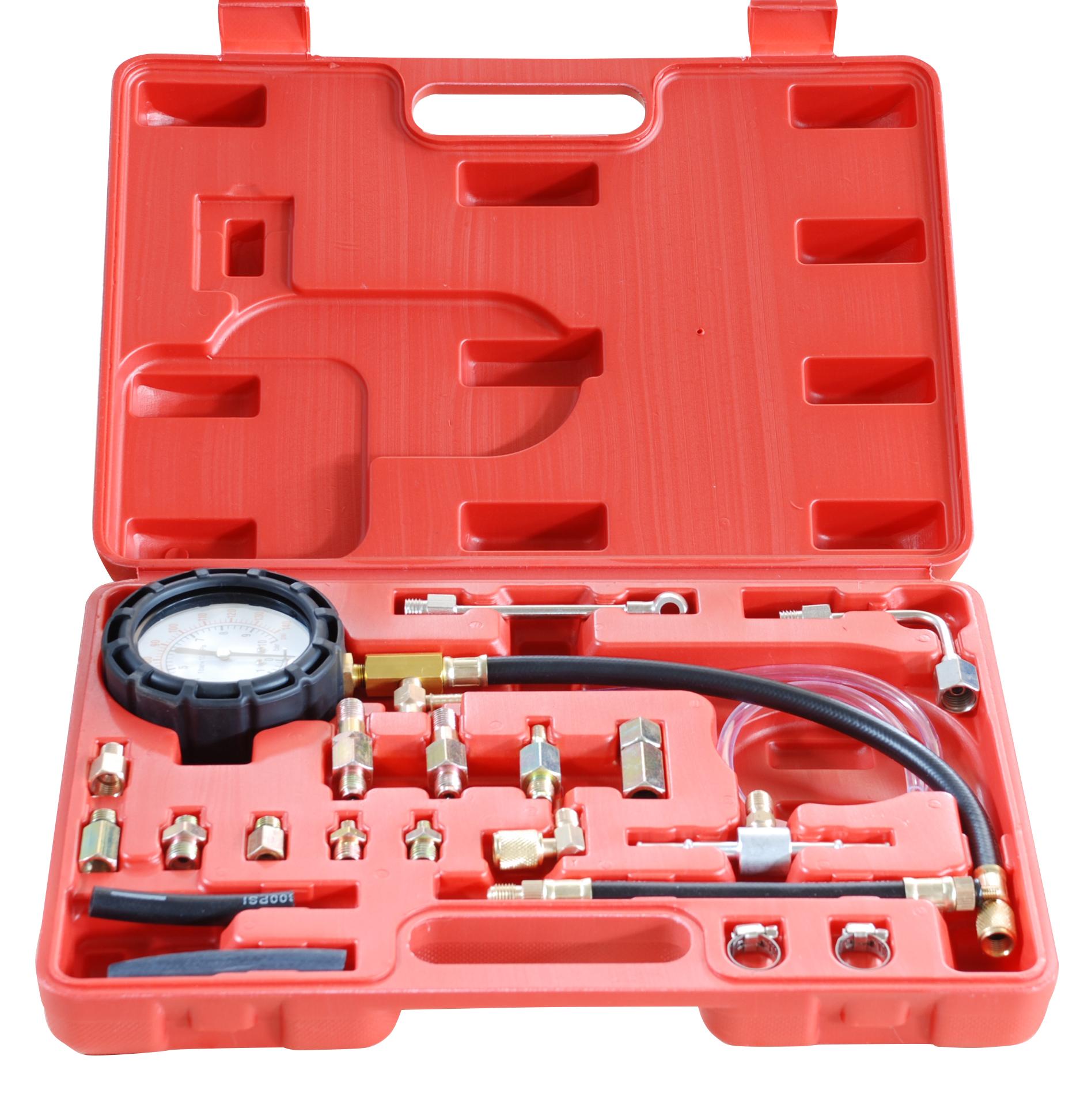 Тестер давления в топл. системе автомобилей (универсальный) MHR-A0020 AE&T