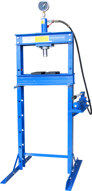 Пресс гидравлический N3612 (12 тонн)