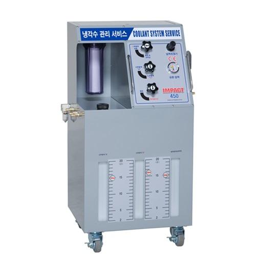 Установка для замены антифриза в системе охлаждения Impact-450