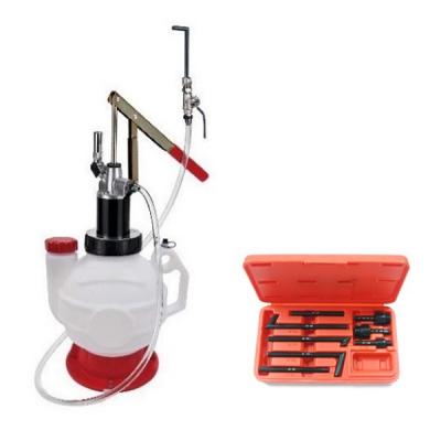 Установка для замены жидкости и промывки АКПП (пневмотическая) 104-30009C МАСТАК