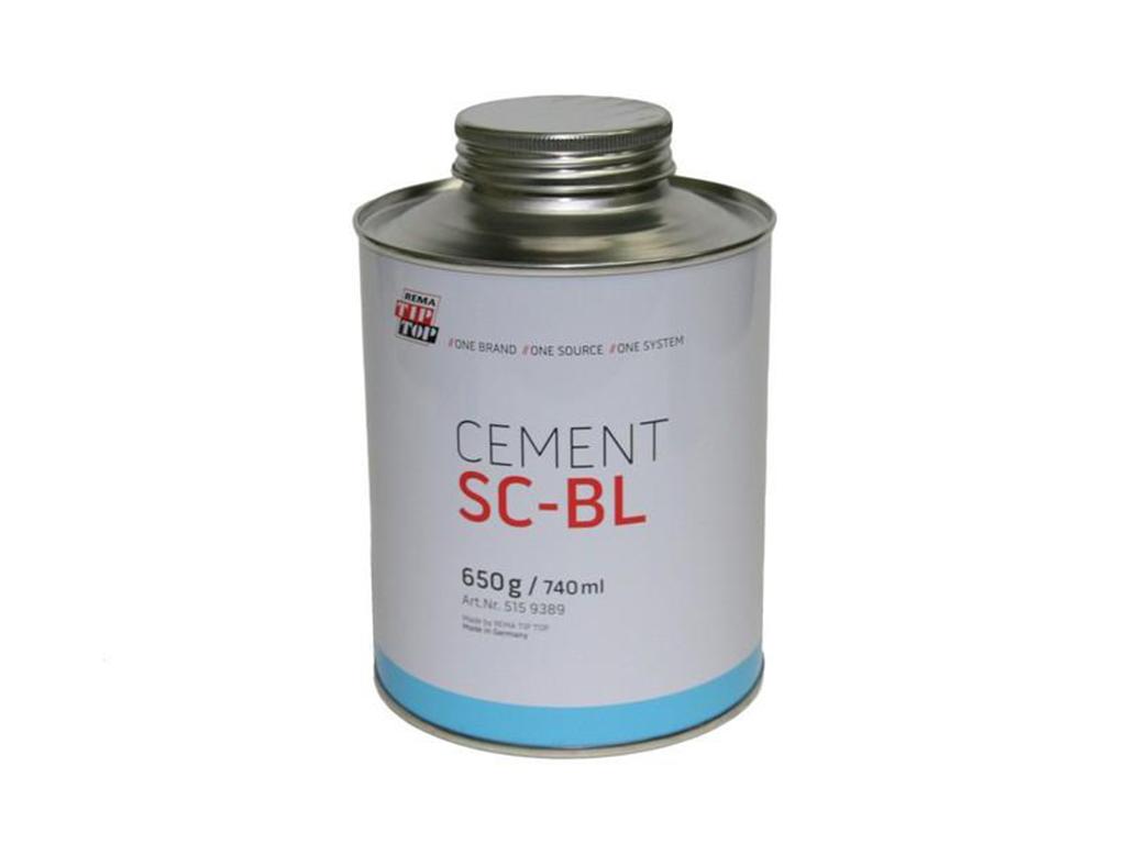 Клей-активатор спец. цемент BL 650 гр. Tip-Top