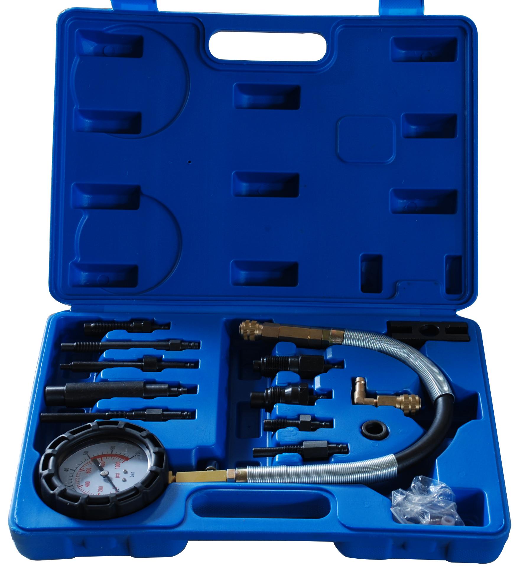 Компрессометр дизельный универсальный, 0-70 bar MHR-A0110