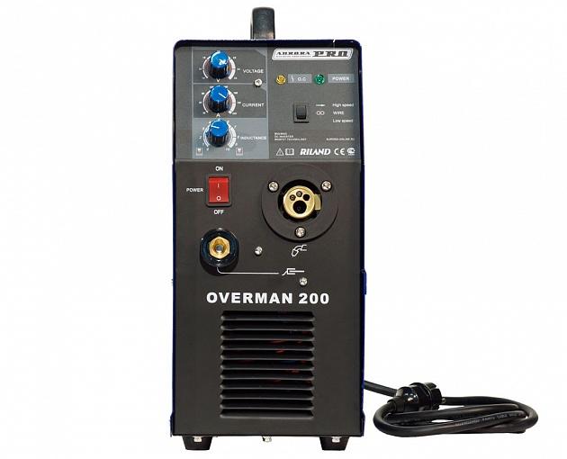 Сварочный полуавтомат OVERMAN 200 AuroraPro