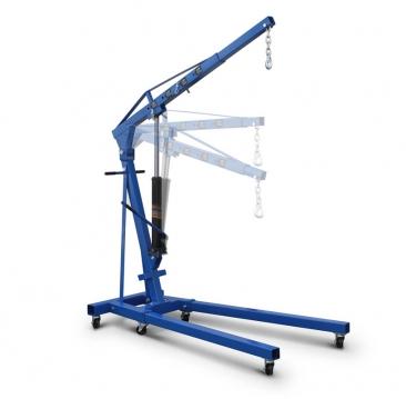 Кран гидравлический N3720 (разборный), 2000 кг