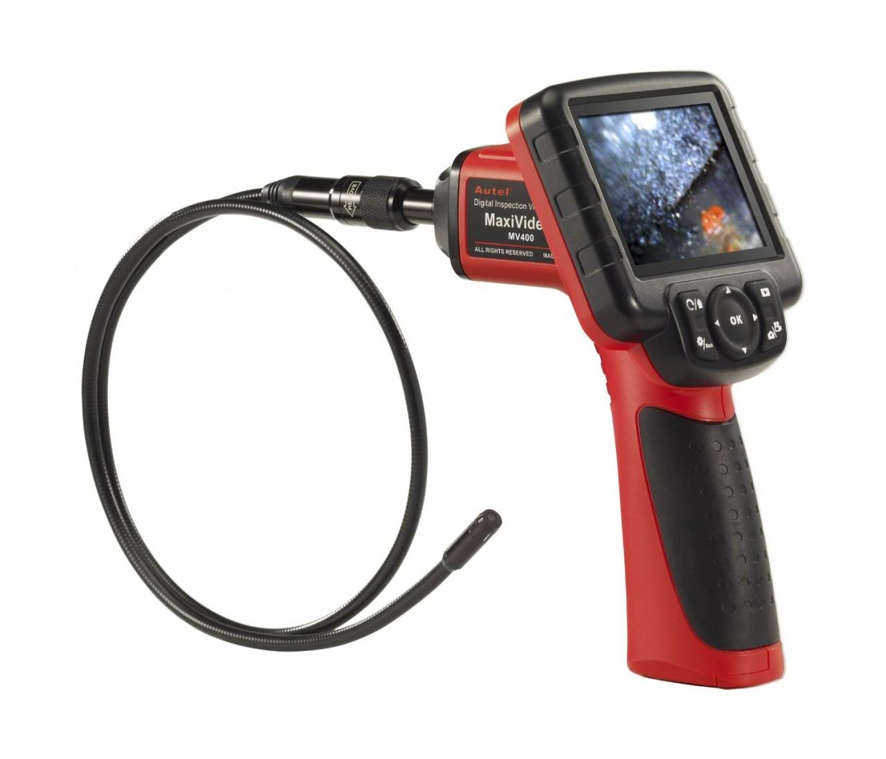 "Видеоэндоскоп Autel MaxiVideo MV400, 5.5 мм, 3.5"" TFT LCD"