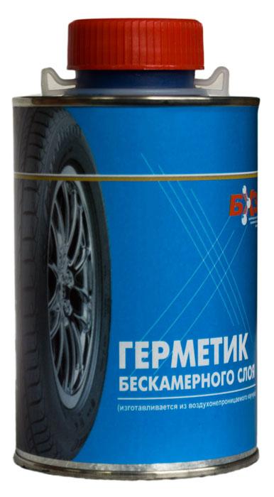 Герметик для пластырей, 500 мл. (с кистью) БХЗ