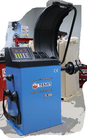 Балансировочный станок ТВ-300 (автомат)