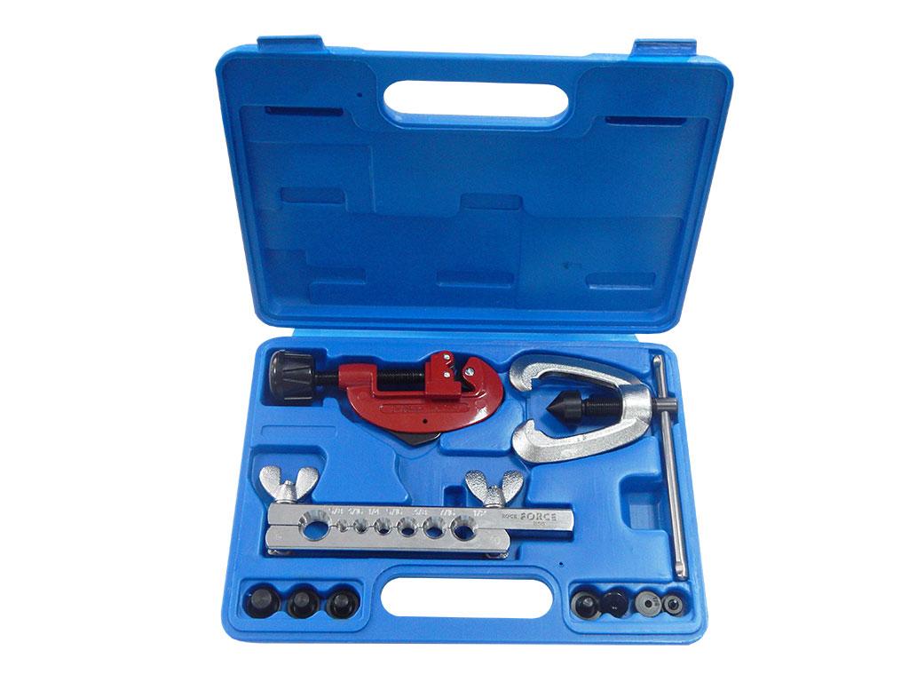 Приспособление для развальцовки и резки трубопроводов (10 пр.) 656M Forsage