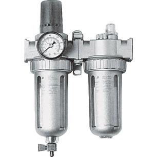 Фильтр с лубрикатором и регулятором давления PAP-C205C, 1/2 Licota