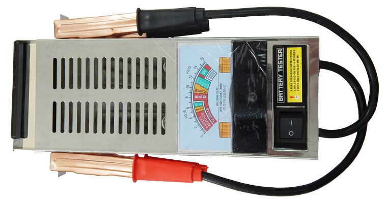 Тестер аккумуляторных батарей (АКБ) аналоговый PA-42003A