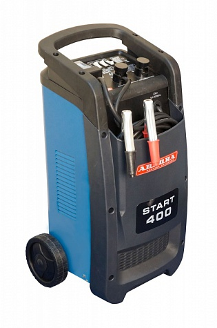 Пуско-зарядное устройство START 400 Blue Aurora