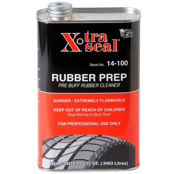 Буферный очиститель резины 1000 мл. (14-100) X-Tra Seal
