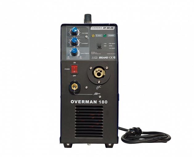 Сварочный полуавтомат OVERMAN 180 AuroraPro