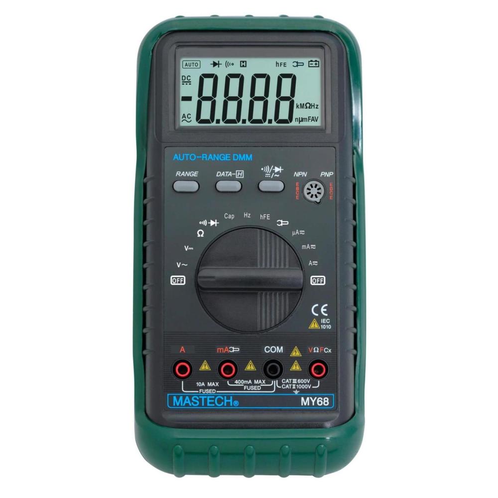 Мультиметр цифровой MY-68 (N)