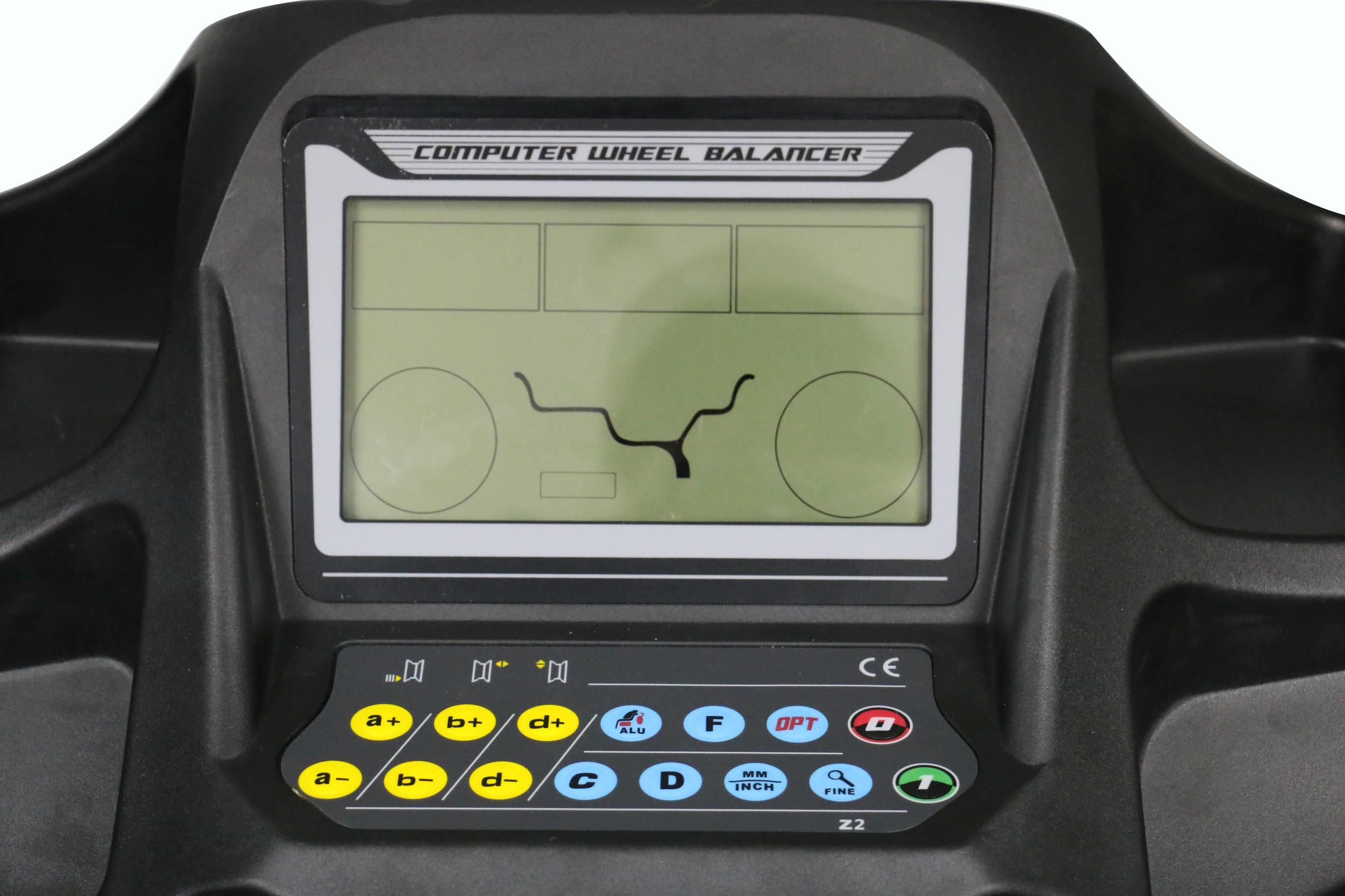 Балансировочный станок ТВ-500 (автомат)
