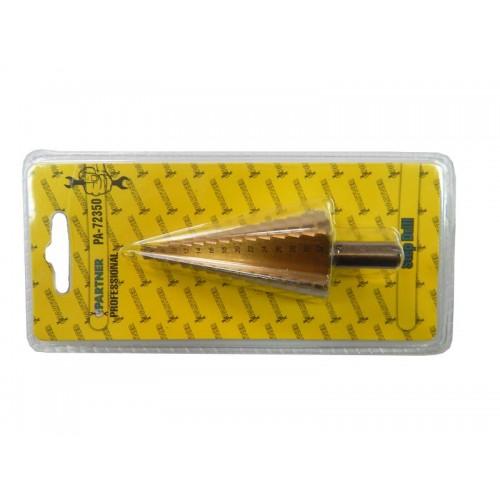 Сверло по металлу ступенчатое, 06-32мм PA-72350 Partner