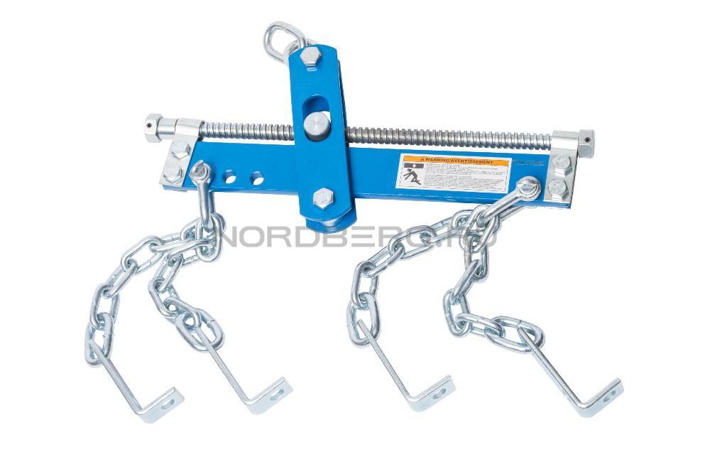 Насадка для гидр. крана (траверса с резьбовым регулятором), г/п 680 кг N37S