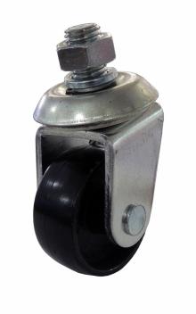 Колесо метал. для домкрата (поворотное) V3, N3203, D=58мм