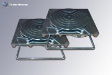 Круги поворотные механические для стендов 3D (к-т 2 шт.)