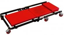 Лежак подкатной, складной Т36-2