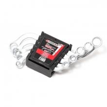 Набор ключей накидных S-обр. 10-19мм, 5 пр. на планке F-50534A Forsage