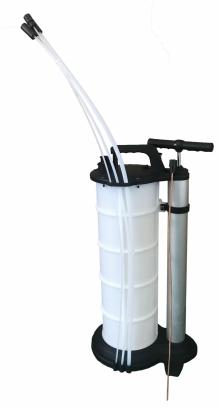 Насос для замены масла в двигателе ручной, 9 л. TA-G1099