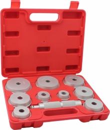 Набор оправок для запрессовки сальников (10 пр.) TA-D1014