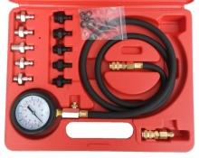 Прибор для измерения давления масла (с набором переходников), 0-10Атм PA-A1063 Partner