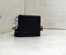 Реле пусковое для компрессора 1 фазн., 16 А, 6-12 бар (00007025)