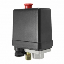 Реле пусковое для компрессора 3-х фазн., 4,0 кВт 8-10 бар D155/2
