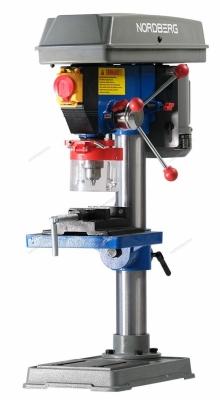 Станок сверлильный (450 Вт, 13 мм, расстояние до стола 255 мм, 5 скоростей, тиски) ND1352
