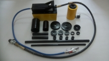 Съемник сайлентблоков (универсальный) с пневмогидравлическим насосом ТТН-20П
