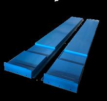 Ямные пути для сход-развала (трапы напольные) без траверсы TPF-3D