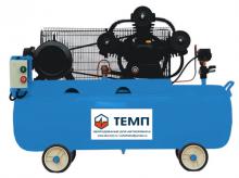 Компрессор поршневой TC200 LA-460 ТЕМП