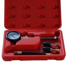 Компрессометр бензиновый с набором переходников 0-20 bar MHR-A1018