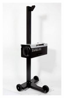 Прибор регулировки света фар HBA24D/L2 усиленный с поворотной стойкой TopAuto