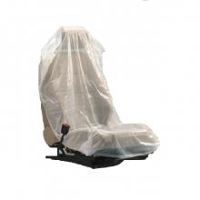 Накидка на сиденье 163,5см*70см, 12мкм (уп. 100шт)