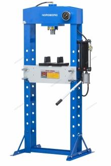 Пресс пневмогидравлический N3630A (30 тонн)