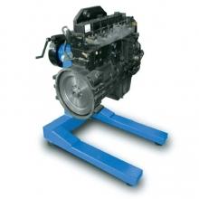 Стенд для разборки и сборки двигателей, КПП, задних мостов и агрегатов универсальный Р1250
