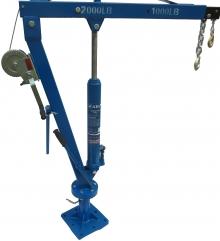Кран стационарный с лебедкой, 1000 кг Т62103A