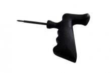 Шило напильник круглое с пистолетной ручкой TRT05-4