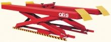Подъемник ножничный X400 Atis, г/п 4т.