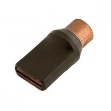 Зажим электрод для прямых и скрученных колец SR00125