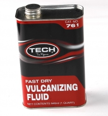 Клей-активатор Tech CHEMICAL VULCANIZING FLUID 945 мл.