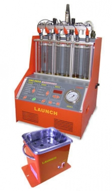 Установка для диагностики и промывки форсунок CNC-602