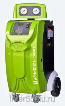 Автоматическая станция для заправки автомобильных кондиционеров Kristal HFO-1234yf