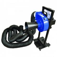 Установка для сбора выхлопных газов мобильная, 150 мм FAN-150-TROTTER