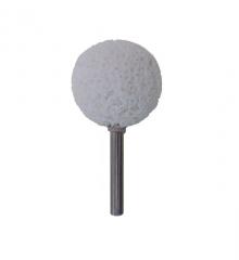 Фреза карбидная, шар 38/6 мм, длина оси - 40мм НОРМ