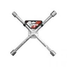 Ключ балонный крестовой 17х19х21х22 мм (усиленный) YT-0800 YATO