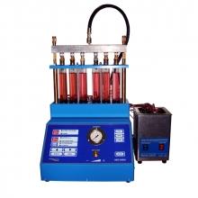 Стенд для УЗ очистки и диагностики инжекторов с автоматическим сливом SMC -3002А+ NEW